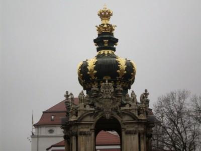 Drážďany - barokní perla na Labi